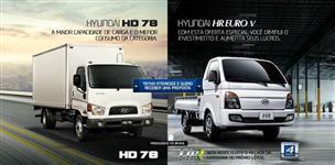 Caminhão  Hyundai HR 2500 TCI Longo sem caçamba  ano 15