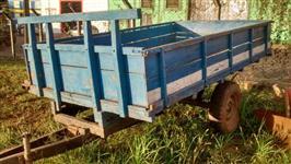 CARRETA AGRICOLA 4000KG RODADO SIMPLES