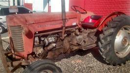 Trator Massey Ferguson 50 X 4x2 ano 63