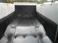 Revestimento para caminhões e carretas em geral