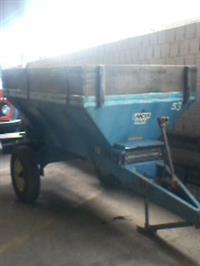 Distribuidor de Fertilizante Jan 2500