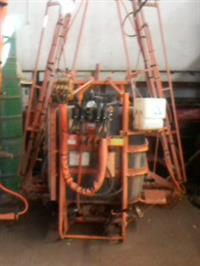 Pulverizador Jacto condor 600 lts AM12