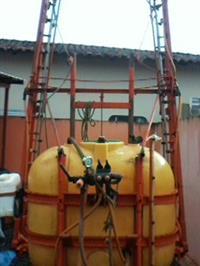 Pulverizador KO 600 lts barra 12 mts
