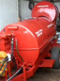 Atomizador FMC 2000 Lts