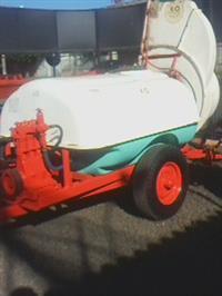 Atomizador KO 2000 litros