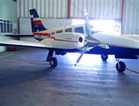 Aeronave seneca 810