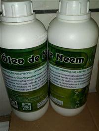 ÓLEO DE NEEM PURO - INSETICIDA NATURAL (com a maior Concentração do Mercado)