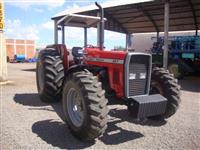 Trator Massey Ferguson 297 4x4 ano 02