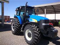 Trator Ford/New Holland NH TM 7010 4x4 ano 12
