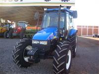 Trator Ford/New Holland NH TL 85 cabinado 4x4 ano 12