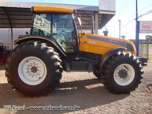 Trator Valtra/Valmet BH 165 4x4 ano 12