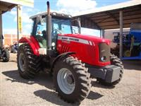 Trator Massey Ferguson MF 7140 4x4 ano 11