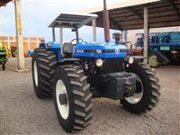 Trator Ford/New Holland 7630 4x4 ano 04