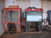 Dobradiça para carrocerias de caminhão engate rapido