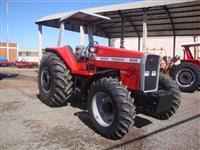Trator Massey Ferguson 650 4x4 ano 02