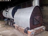 Caldeira Horizontal 1.500 kg/vapor