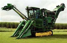Serviço de colheita mecanizada de cana de açucar