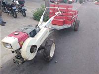 Mini/Micro Trator Yanmar TC12 4x2 ano 08