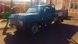 Caminhonete Chevrolet D10 1980