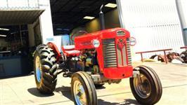 Trator Massey Ferguson MF 50 4x2 ano 64