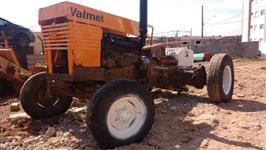 Trator Valmet 110 - ano 1980 - Trator para montar maquinas, ou para retirar motor e cambio