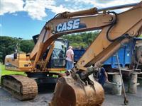 CASE CX220B 2007
