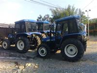 Trator Ford/New Holland TT 3840 4x4 ano 11