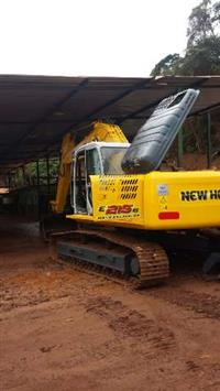 NEW HOLLAND E215 ME 2009