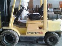 HYSTER H55XM 2002