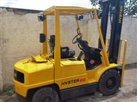 HYSTER H60XM 2004