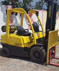 HYSTER H50FT FORTIS 2010