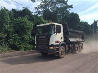 Caminh�o Scania G 440 ano 14