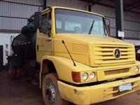 Caminhão Mercedes Benz (MB) L 1620 6x2 ano 98