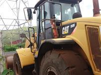 PÁ CARREGADEIRA, MARCA CAT, MODELO 950H, ANO 2012