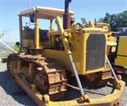 CATERPILLAR D6C PS 1977