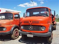 Caminhão Mercedes Benz (MB) 1313 ano 72