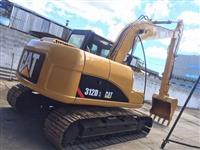 Escavadeira Caterpillar 312 Ano: 2011