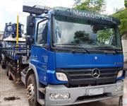 Caminhão Mercedes Benz (MB) ATEGO 2425/48 ano 11