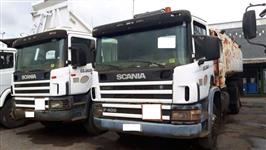 Caminh�o Scania P400 ano 05