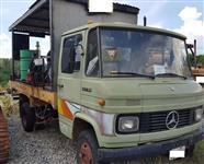 Caminhão Mercedes Benz (MB) 608 ano 86