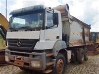Caminh�o Mercedes Benz (MB) 4140 ano 07