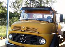 Caminhão Mercedes Benz (MB) 1513 ano 82