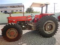 Trator Massey Ferguson 292 4x4 ano 90