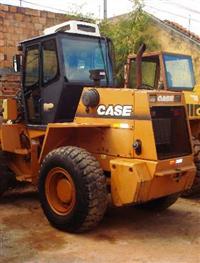 CASE W20E 2006 - EQUIPAMENTO DE 2º DONO, NF DE ORIGEM, COM APROX. 12.000HS (MOTOR NOVO)