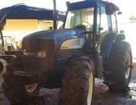Trator Ford/New Holland TM7040 4x4 ano 12
