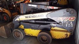 NEW HOLLAND L170 2006 - EQUIPAMENTO DE ÚNICO DONO, REBAIXADO DE FABRICA, EQUIPADA COM MOTOR NH DE 52