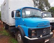 Caminhão Mercedes Benz (MB) 1114 ano 88