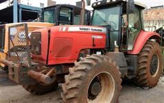 Trator Massey Ferguson 6350 HD 4x4 ano 08