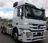 Caminhão Mercedes Benz (MB) ACTROS 2546 6X2 FLEETBOARD ano 12