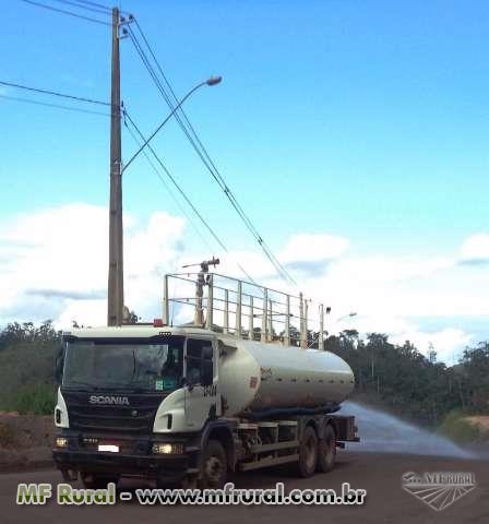 Caminhão Scania P 310 ano 14